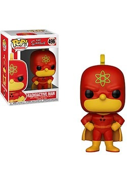 Pop! Animation: Simpsons- Radioactive Man