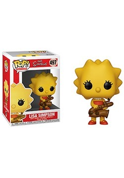 Pop! Animation: Simpsons- Lisa