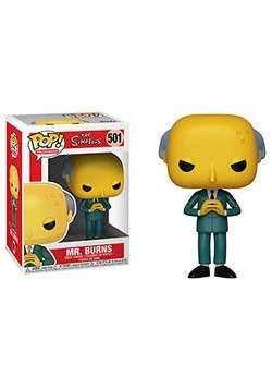 Pop! Animation: Simpsons- Mr Burns