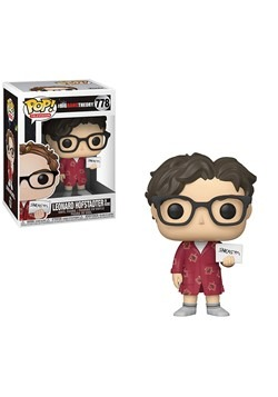 Pop! TV: Big Bang Theory- Leonard