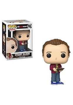 Pop! TV: Big Bang Theory- Stuart