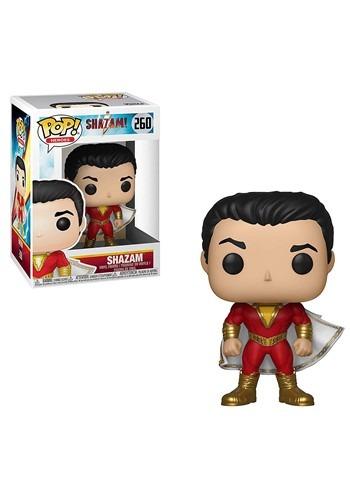 Pop! Heroes: Shazam- Shazam