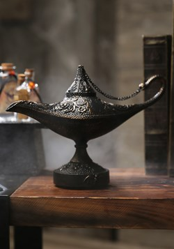 Magical Genie Lamp with Mist Decoration Update
