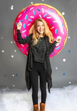 Giant Donut Snow Tube4