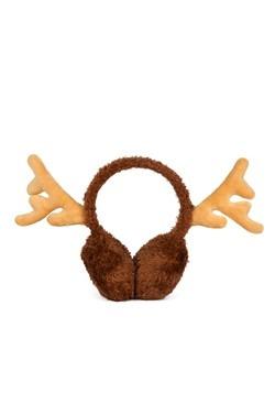 Reindeer Ear Muffs Alt 2