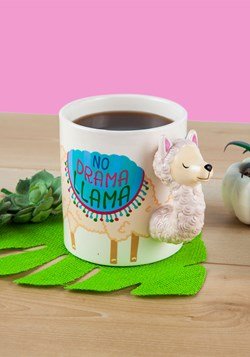 No Drama, Llama Mug
