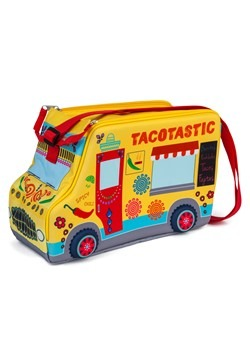 Taco' Bout Delicious Taco Truck Lunch Tote Alt 3
