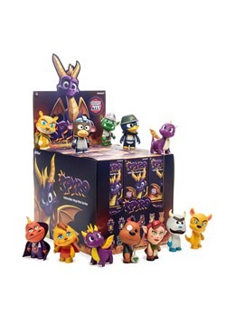 Kidrobot Spyro Mini Series Blindbox