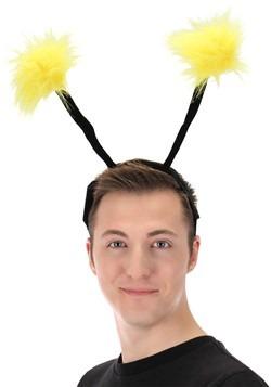 Pom Antennae LumenEars Headband Light Up