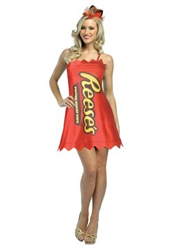 Women's Reese's Cup Costume