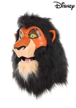 The Disney The Lion King Scar Mouth Mover Mask