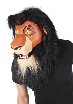 The Disney The Lion King Scar Mouth Mover Mask1