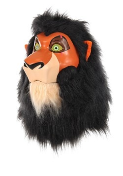 The Disney The Lion King Scar Mouth Mover Mask2