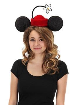 The Disney Minnie Mouse Vintage Flower Hat1
