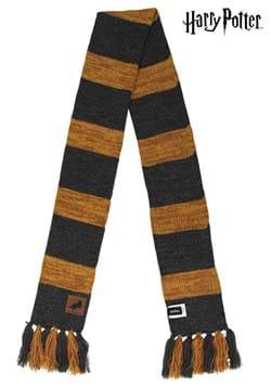 Vintage Hogwarts Hufflepuff Scarf Harry Potter