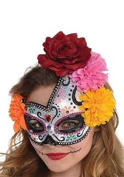 Sugar Skull Mask Women's