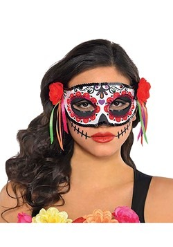 Day of the Dead Mask Women's