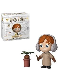 5 Star: Harry Potter- Ron Weasley (Herbology)