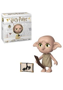 Funko 5 Star: Harry Potter- Dobby Vinyl Figure