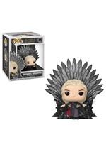 Pop! Deluxe: Game of Thrones- Daenerys on Iron Throne