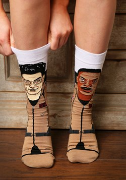 Ghostbusters Spengler & Zeddmore 360 Premium Knit Odd Sox