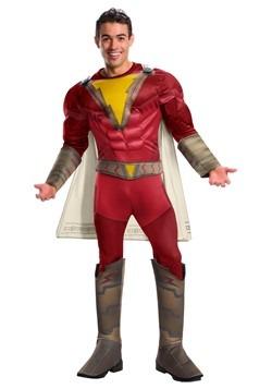 Men's Shazam! Deluxe Costume