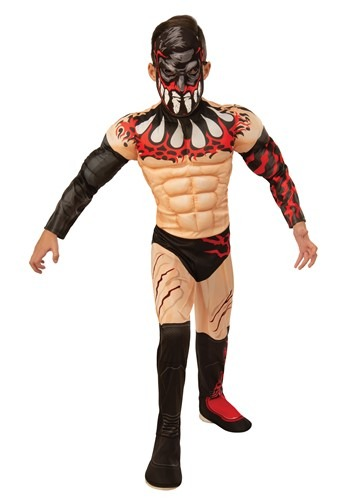 WWE Finn Balor Boy's Deluxe Costume