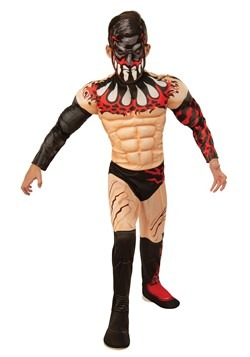 WWE Finn Balor Boy's Deluxe Costume