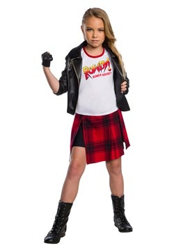 WWE Rowdy Ronda Rousey Deluxe Girls Costume