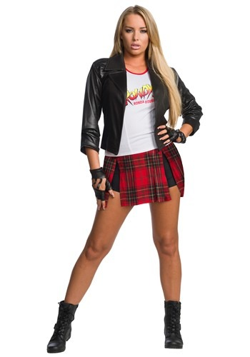 WWE Rowdy Ronda Rousey Costume for Women