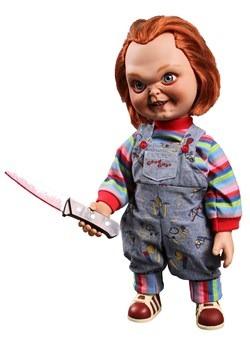 Good Guy Sneering Talking Chucky Doll