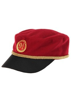 Harry Potter Hogwarts Express Cadet Cap 3