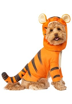 Tigger Winnie the Pooh Pet Costume