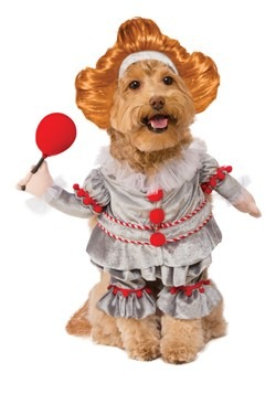 IT Pennywise Costume For Pets