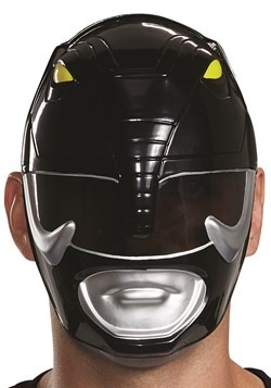 Adult Power Rangers Black Ranger Mask