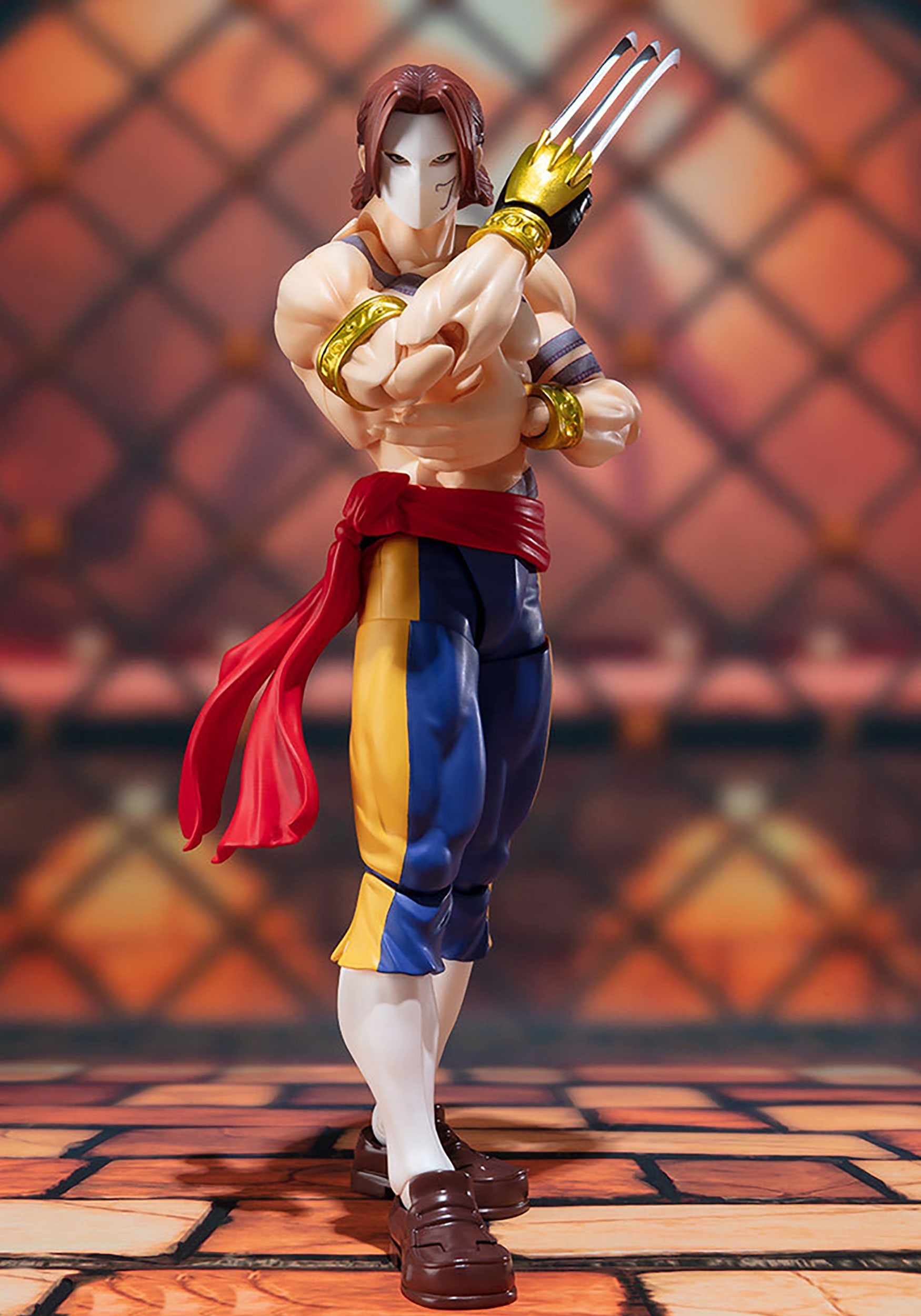 Street_Fighter_Vega_Bandai_SH_Figuarts_Collectible_Action_Figure
