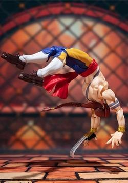 Street Fighter Vega Bandai S.H. Figurarts Action Figure alt3