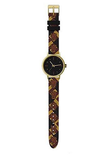 Harry Potter Gryffindor Logo Strap Watch
