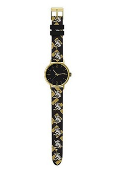 Harry Potter Hufflepuff Logo Strap Watch