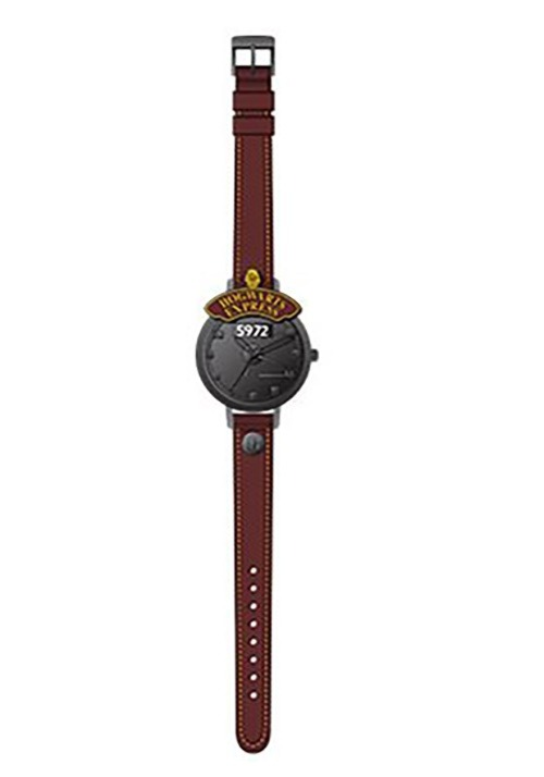 Harry Potter Hogwarts Express Molded Dial Stitched