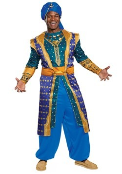 Disney Aladdin Live Action Adult Genie Costume