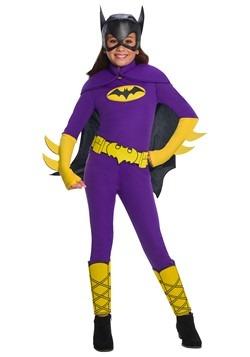Batgirl Deluxe Girls Costume