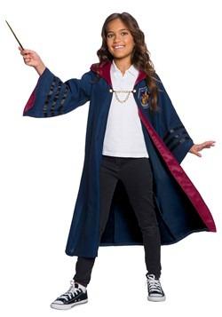 Kids Fantastic Beasts Vintage Gryffindor Deluxe Robe alt 1
