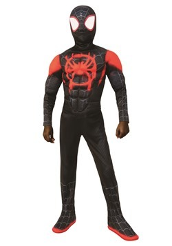 Deluxe Spider-Man Miles Morales Kids Costume