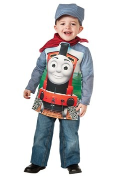 Toddler Thomas and Friends James Deluxe Costume