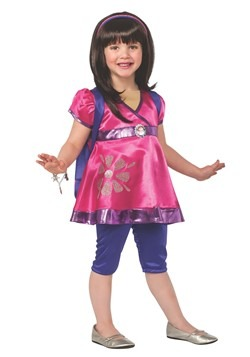 Dora the Explorer Deluxe Toddler Costume