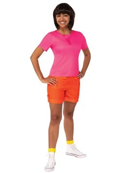Dora the Explorer Deluxe Adult Costume