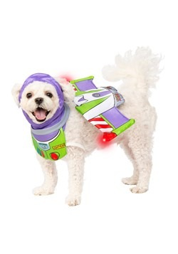 Buzz Lightyear Pet Costume Toy Story