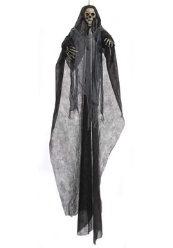 7Ft Hanging Skeleton Halloween Decoration Prop