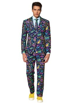 Mr. Vegas Men's Suit by Opposuit